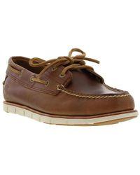 Timberland - Tidelands Boat Shoes - Lyst