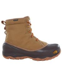 The North Face - Tsumoro Waterproof Walking Boots - Lyst