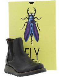 Fly London - Salv Wedge Chelsea Boots - Lyst
