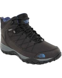 The North Face - North Face Storm Strike Waterproof Walking Snow Boots - Lyst