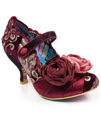 Irregular Choice - Upon Thames High Heel Shoes - Lyst