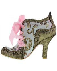 Irregular Choice - Abigails 3rd Party High Heel Boots - Lyst