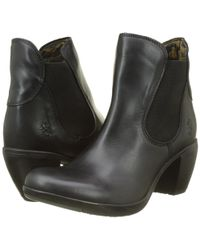 Fly London - - Habb 124 Fly Heeled Ankle Boots - Lyst