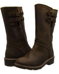 Fly London - Sasi Gtx Goretex Waterproof Boots - Lyst