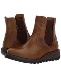 Fly London - Scon Gtx Goretex Waterproof Ankle Boots - Lyst