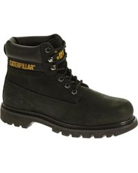 Caterpillar - Colorado Cat Wide Fit Ankle Boots - Lyst