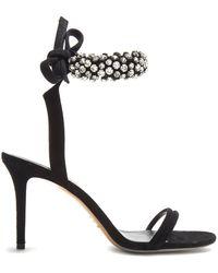 Isabel Marant | Alrin Crystal-embellished Sandals | Lyst
