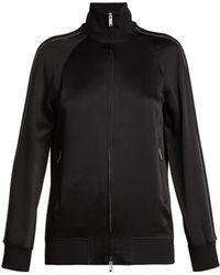 Valentino - Satin Track Jacket - Lyst