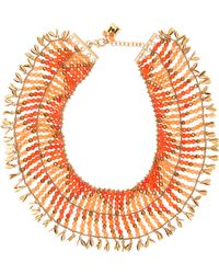 Rosantica By Michela Panero - Indios Beaded Necklace - Lyst