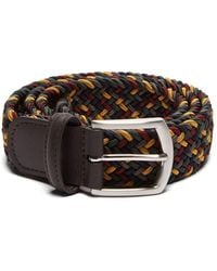 Andersons - Elasticated Woven Belt - Lyst