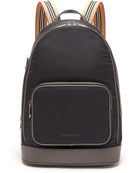 Burberry - Rocco Cay Nylon Backpack - Lyst