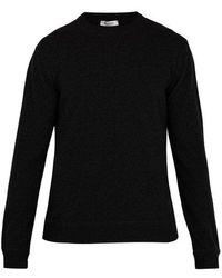 Valentino - Crew-neck Cashmere Sweater - Lyst