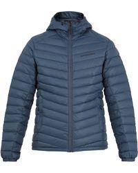 Peak Performance   Frost Hooded Down Jacket   Lyst