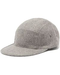 Snow Peak - Felted Baseball Cap - Lyst