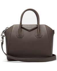 Givenchy - Antigona Small Grained Leather Bag - Lyst