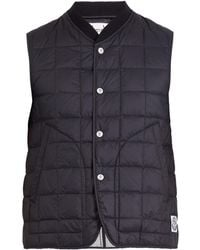Moncler Gamme Bleu | Square-quilted Down Gilet | Lyst