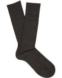 Falke - N°2 Cashmere Blend Socks - Lyst