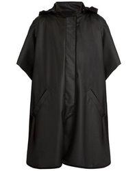 Charli Cohen - Sansai Oversized Hooded Performance Jacket - Lyst