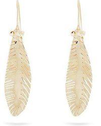 Valentino - - Crystal Hoop Earrings - Womens - Multi - Lyst