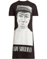 Undercover - Cindy Sherman Reversible T-shirt Dress - Lyst