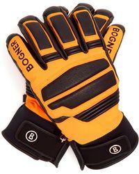 Bogner | Agon Contrast-panel Ski Gloves | Lyst