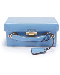 Mark Cross - Grace Small Smooth-leather Box Bag - Lyst