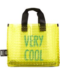 Pleats Please Issey Miyake | Puchi Puchi Very Cool Bubble Tote | Lyst