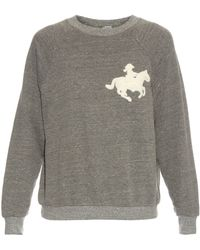 Bliss and Mischief - Cowgirl Chenille Sweatshirt - Lyst