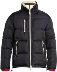 Moncler - Pessac Quilted Down Coat - Lyst