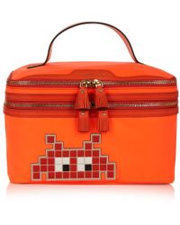 Anya Hindmarch - Space Invaders Vanity Kit - Lyst