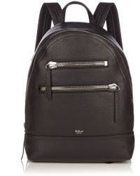 Mulberry - Calfskin Leather Backpack - Lyst
