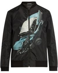 Christopher Kane - Car Crash Print Shell Jacket - Lyst