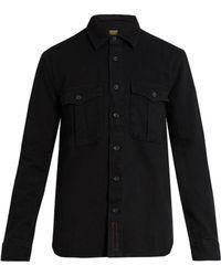 Jean Shop - Barry Denim Shirt - Lyst
