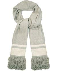 Blanket cashmere scarf Isabel Marant N0eJfqmY