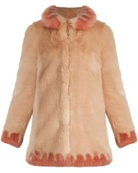 Shrimps - Bobby Faux-fur Coat - Lyst