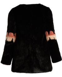 Shrimps - Joseph Faux-fur Coat - Lyst