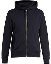 Acne Studios - Johna Hooded Cotton Sweatshirt - Lyst