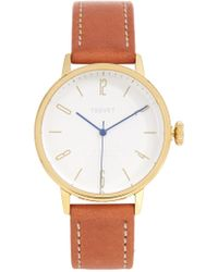 Tsovet - Svt-cn38 Leather Watch - Lyst