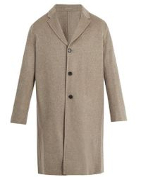 Acne Studios - Chad Wool And Cashmere-blend Jacket - Lyst