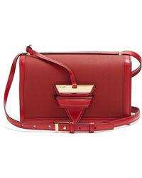 Loewe - Barcelona Medium Leather Shoulder Bag - Lyst