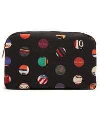 Paul Smith - Cycle Jersey Polka Dot Washbag - Lyst