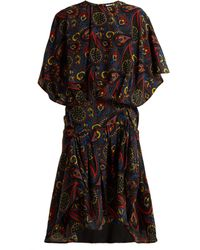 JW Anderson - Paisley Print Dress - Lyst