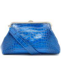 Marques'Almeida - Crocodile-effect Leather Bag - Lyst