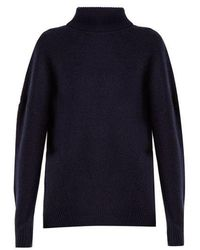 Amanda Wakeley - The Kloss Roll-neck Cashmere Sweater - Lyst