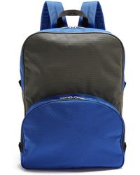 Comme des Garçons - Bi-colour Canvas Backpack - Lyst