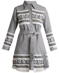 Dodo Bar Or - Menashe Tassel-embellished Cotton Shirtdress - Lyst