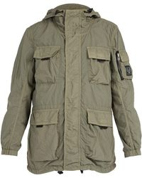 Belstaff - Pallington Double-layered Lightweight Jacket - Lyst