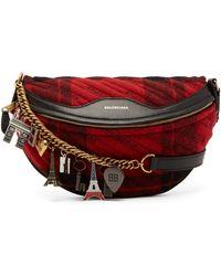 Balenciaga - Souvenir Xs Belt Bag - Lyst