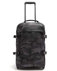 Eastpak - - Tranverz Constructed Small Cabin Suitcase - Mens - Grey Multi - Lyst