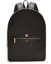 Thom Browne | Pebbled-leather Backpack | Lyst